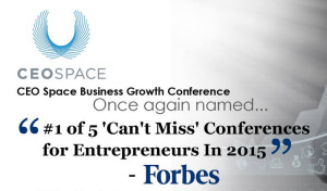 Forbes 1 in 5 Can't Miss Conferences for Entrepreneurs